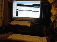 網のブログ-職場