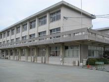 網のブログ-昔の中学校