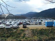網のブログ-神宮渋滞