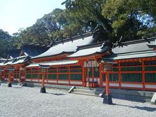 網のブログ-熊野大社