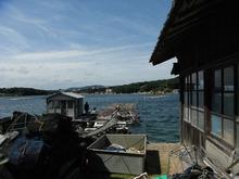 網のブログ-志摩の海