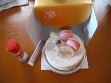 網のブログ-赤福ケーキ
