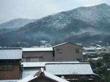 網のブログ-雪