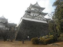網のブログ-上野城