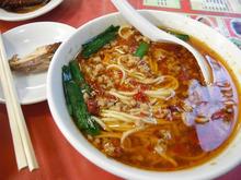 網のブログ-味仙の元祖台湾ラーメン