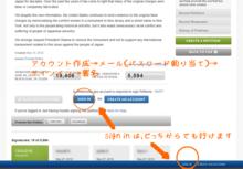 網のブログ-ネット署名までの流れ