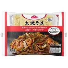 網のブログ-トップバリュ やきそば 太麺