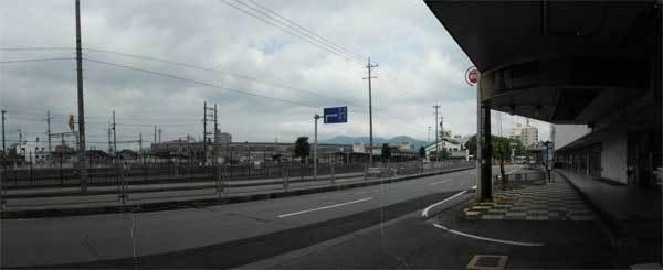 網のブログ-伊勢市街地