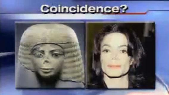 $網のブログ-エジプトのマイケル・ジャクソン