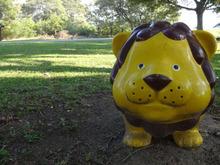 網のブログ-川原の公園