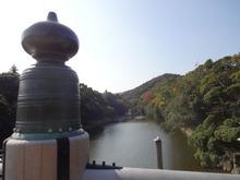 網のブログ-宇治橋と五十鈴川