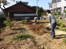 網のブログ-親子三代畑仕事