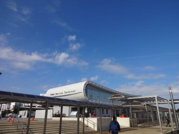 網のブログ-鳥羽マリンターミナル