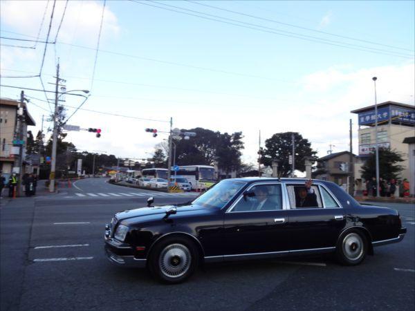 網のブログ-首相専用車