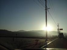 網のブログ-冬の朝