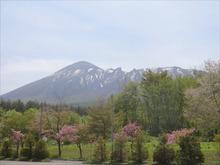網のブログ-岩手山
