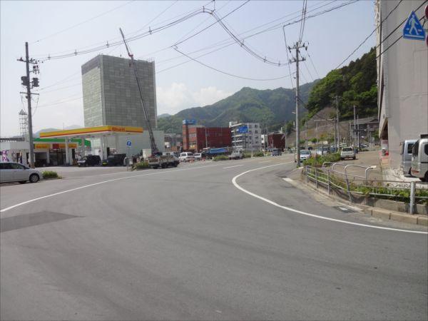 網のブログ-釜石市街地の被災復興状況