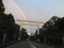 網のブログ-虹