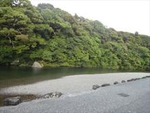 網のブログ-五十鈴川