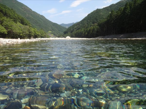 網のブログ-銚子川