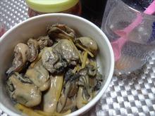 網のブログ-牡蠣の佃煮