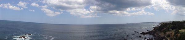 安乗灯台からの眺め