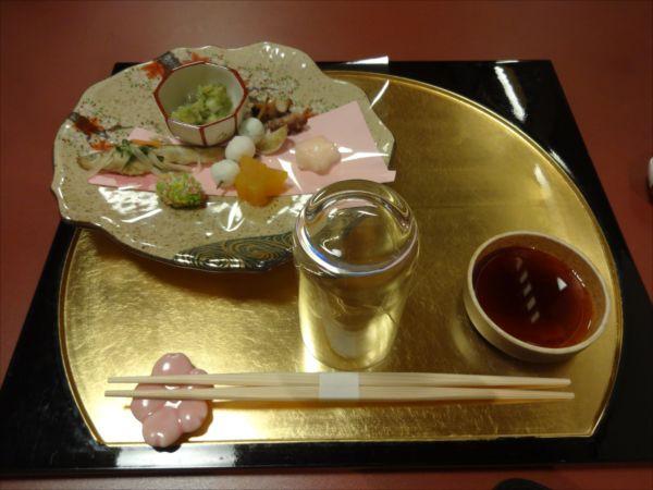 喜寿の祝い膳