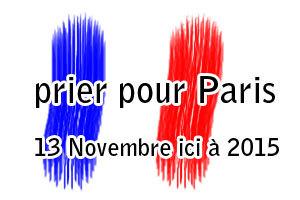 prier pour Paris