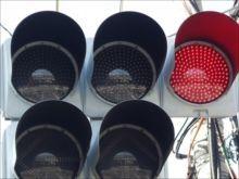 LEDの信号