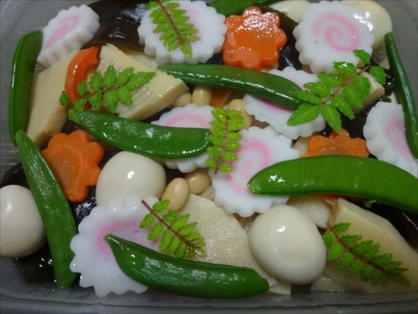 タケノコの五目煮