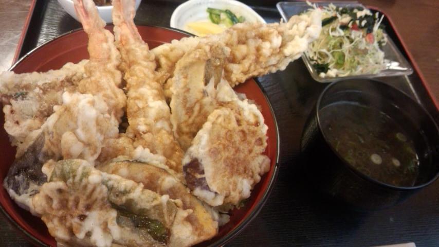 平成の天丼