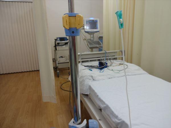 緊急入院からの生還