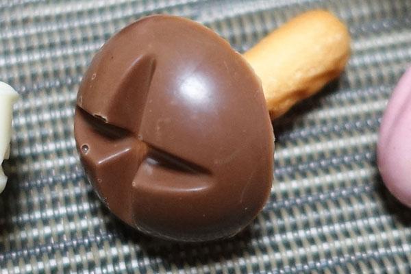 チョコしいたけ