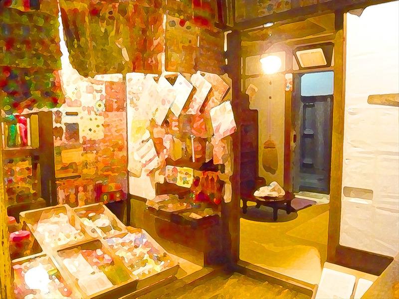 平成の駄菓子屋さん